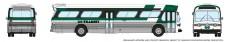 Rapido Trains 573002 GM New Look Bus - GO Transit