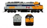 Rapido Trains 580008 VIA Diesellok EMD F40PH-2D Ep.4/5