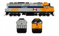 Rapido Trains 580505 VIA Diesellok EMD F40PH-2D Ep.4/5