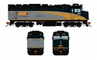 Rapido Trains 582001 VIA Diesellok EMD F40PH-2D Ep.5/6