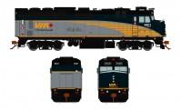 Rapido Trains 582002 VIA Diesellok EMD F40PH-2D Ep.5/6