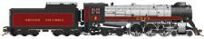 Rapido Trains 600591 CP Dampflok Class  H1e 4-6-4 Ep.5