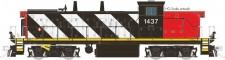 Rapido Trains 70040 CN Dieselok GMD-1 Ep.4