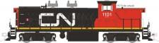 Rapido Trains 70045 CN Dieselok GMD-1 Ep.5