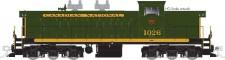 Rapido Trains 70058 CN Dieselok GMD-1 Ep.3
