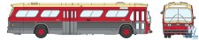 Rapido Trains 701004 GMC TDH-5301 TTC Toronto Transit