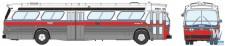 Rapido Trains 701007 GMC TDH-5301 BC Transit