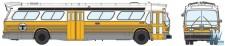Rapido Trains 701010 GMC TDH-5301 Boston MBTA