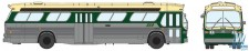 Rapido Trains 701021 GM New Look/Fishbowl Bus Detroit DSR