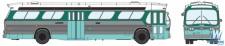 Rapido Trains 701025 GMC TDH-5301 Los Angeles (LAMTA)
