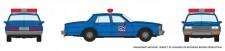 Rapido Trains 800013 Chevrolet Impala Sedan - CN Police