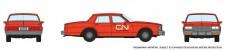 Rapido Trains 800014 Chevrolet Impala Sedan - CN Maintenance