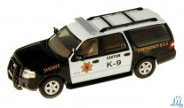 River Point 538760777 Ford Expedition EL SSP SUV Sheriff K9