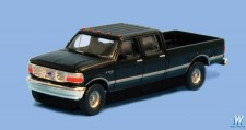 River Point N36L65707 1992 Ford F Series Crew Cab black 2 Stk