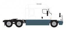 Trainworx 42532 Freightliner Cascadia Zugmaschine White