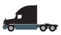 Trainworx 42541 Freightliner Cascadia Zugmaschine  Black