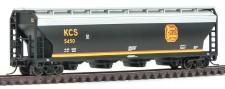 Trainman 50003523 KCS Silowagen 4-achs