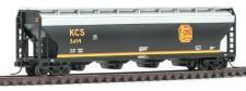 Trainman 50003525 KCS Silowagen 4-achs