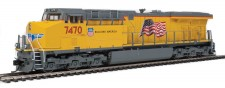 Walthers Mainline 10161 UP Diesellok GE ES44AH Ep.5/6