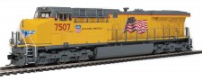 Walthers Mainline 10162 UP Diesellok GE ES44AH Ep.5/6