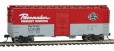 Walthers Mainline 1682 NYC gedeckter Güterwagen 4-achs Ep.2/3