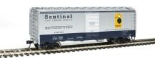 Walthers Mainline 1763 B&O gedeckter Güterwagen 2-achs Ep.3