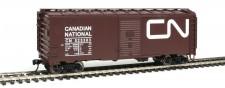 Walthers Mainline 1766 CN gedeckter Güterwagen 2-achs Ep.3/4