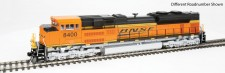Walthers Mainline 19802 BNSF Diesellok SD70ACe Ep.6