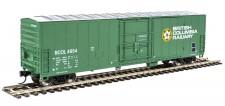 Walthers Mainline 2027 BCOL gedeckte Güterwagen 4-achs