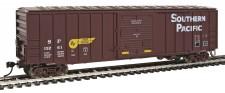 Walthers Mainline 2119 SP gedeckter Güterwagen 4-achs Ep.4