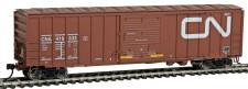 Walthers Mainline 2129 CN gedeckter Güterwagen 4-achs Ep.4