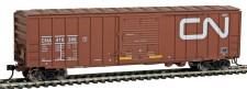 Walthers Mainline 2130 CN gedeckter Güterwagen 4-achs Ep.4