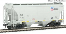 Walthers Mainline 7501 UP Silowagen 4-achs