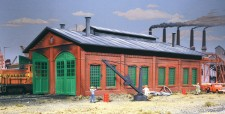 Walthers 3007 2 Stall Enginehouse