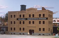 Walthers 3014 Reliable Warehouse & Storage