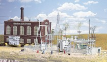 Walthers 3025 NL&P Substation