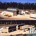 Walthers 3057 Lumber Yard