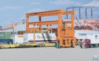 Walthers 3122 Containerkran TL-1000 MI-Jack