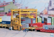 Walthers 3222 Containerkran TL-1000 MI-Jack