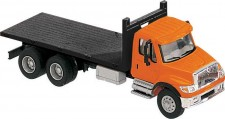Scene Master 11651 International 7600 3-Axle Flatbed Truck