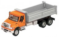 Scene Master 11661 International 7600 Heavy-Duty Dump Truck