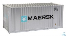 Scene Master 8001 20' Container Maersk