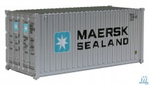 Scene Master 8051 20' Container Maersk-Sealand