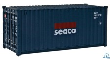 Scene Master 8054 20' Container Seaco