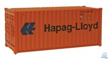 Scene Master 8055 20' Container Hapag-Lloyd