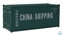 Scene Master 8056 20' Container China Shipping