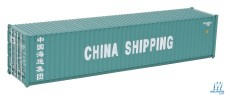 Scene Master 8151 40' Container China Shipping