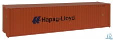 Scene Master 8204 40' Container Hapag-Lloyd