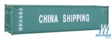 Scene Master 8256 40' Container China Shipping