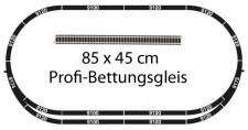 Fleischmann 1000-12 Gleisset Piccolo mit Überholgleis
